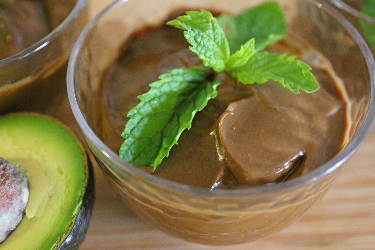 avocado-pudding