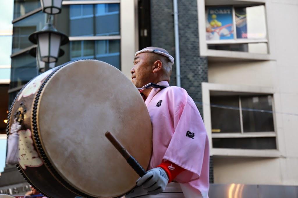 Koenji Awa Odori Dance