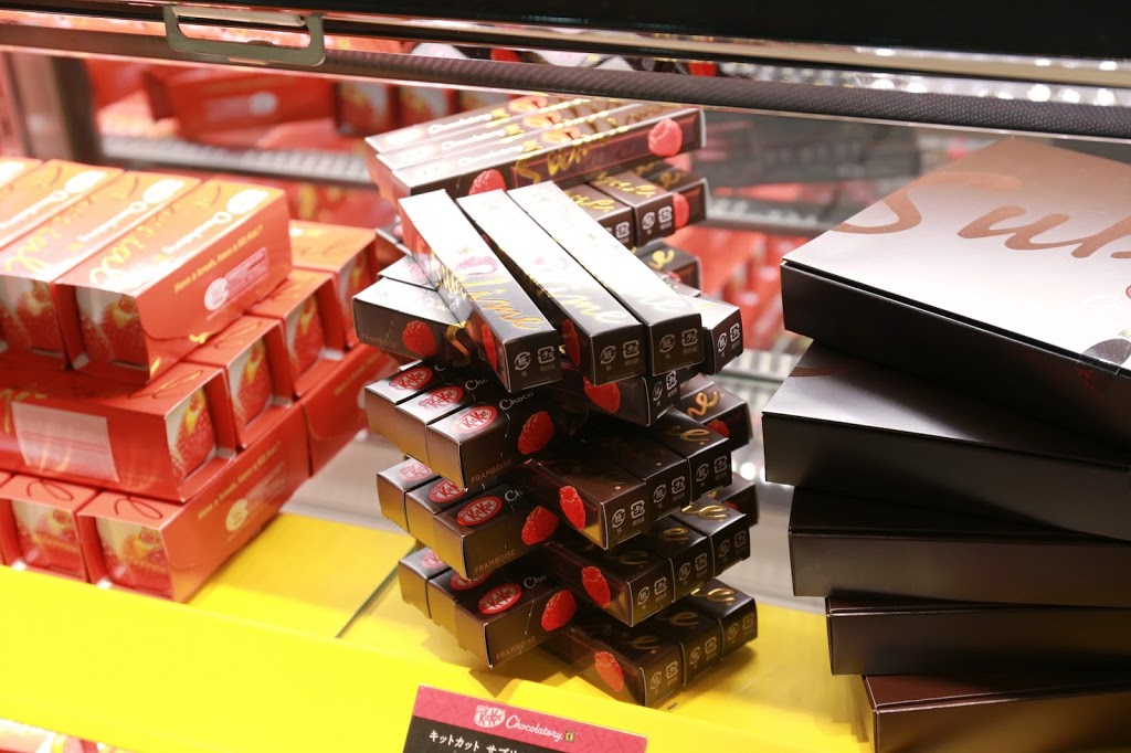Kitkat Chocolatory Tokyo Station
