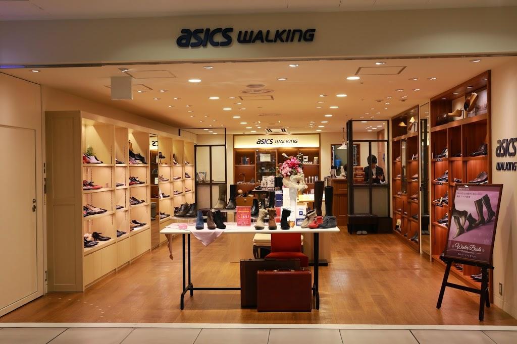 Asics Store Tokyo Station