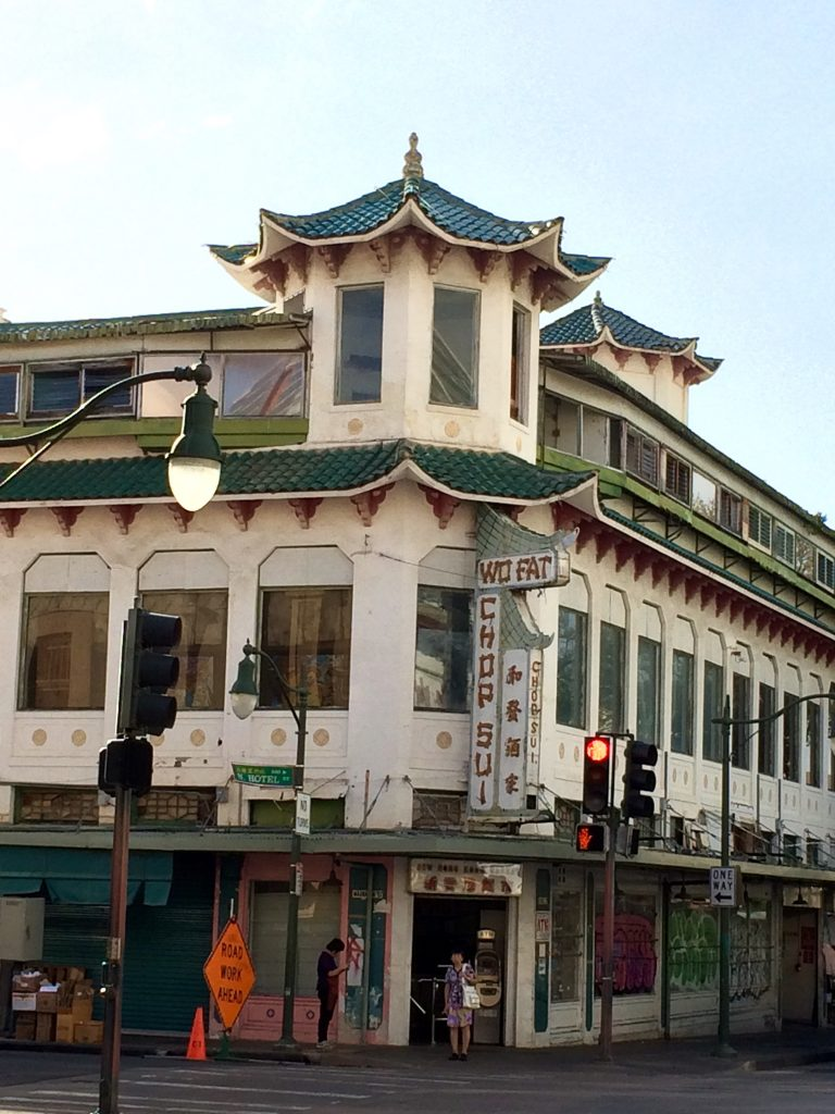 China Town Hawaii