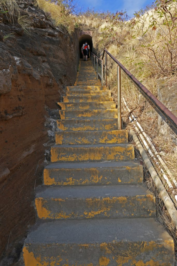 Diamond Head Stairs