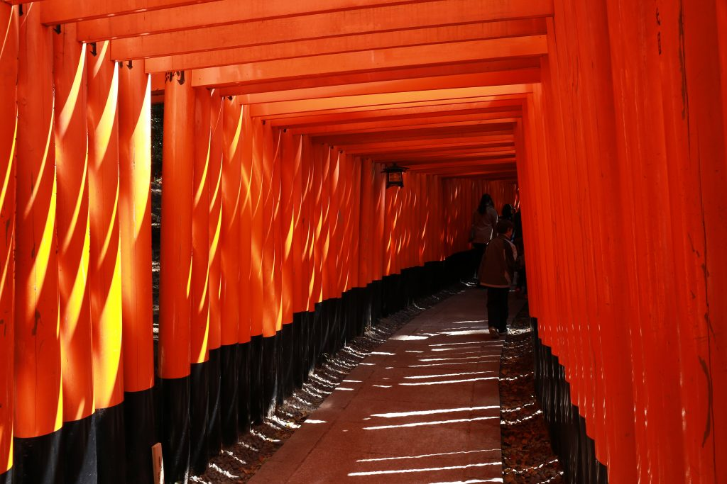 Fushimi gates