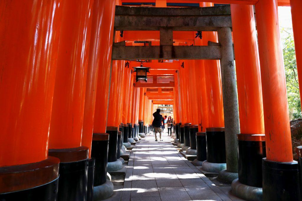 Fushimi gates 2