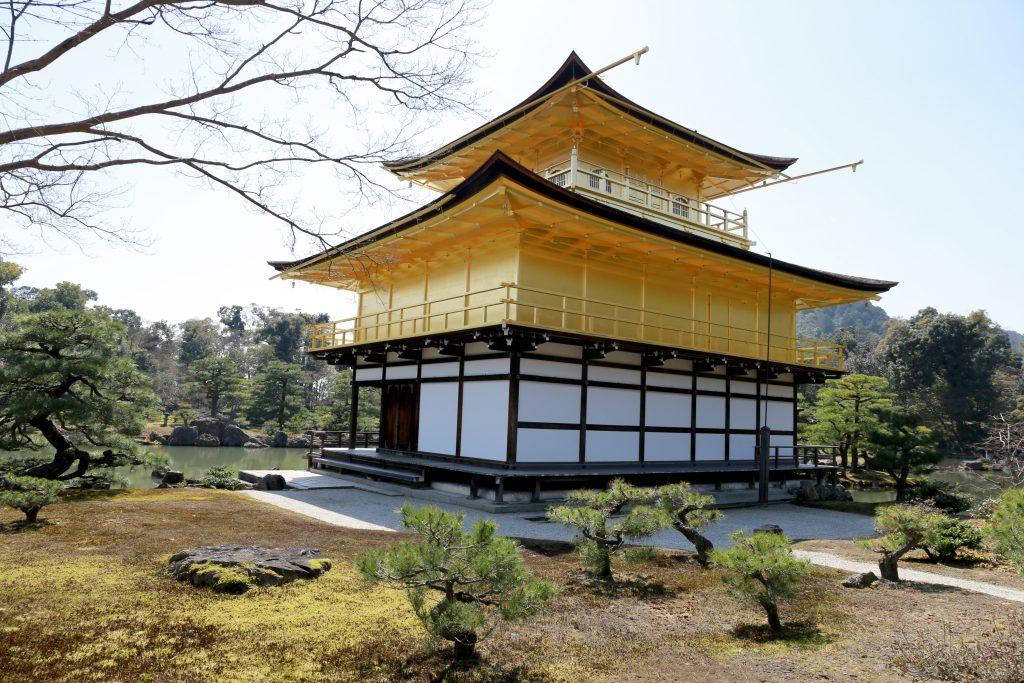 Golden Pavillion 4