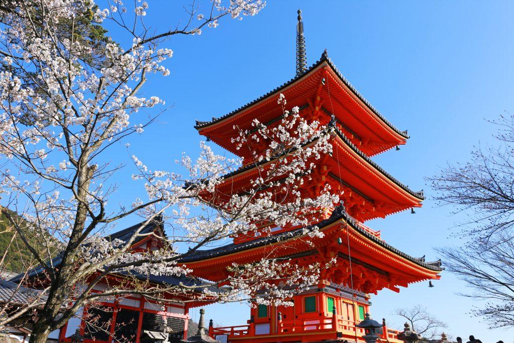 Kiyomizudera Temple Kyoto  TiptoeingWorld