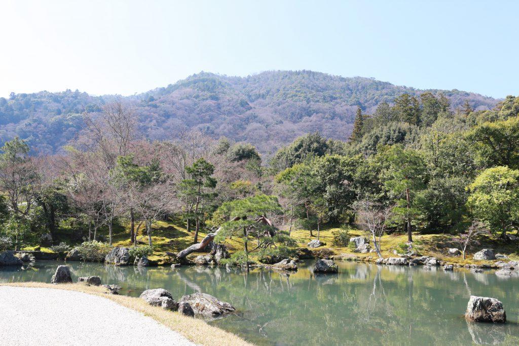 Tenryuji Temple Garden Arashiyama