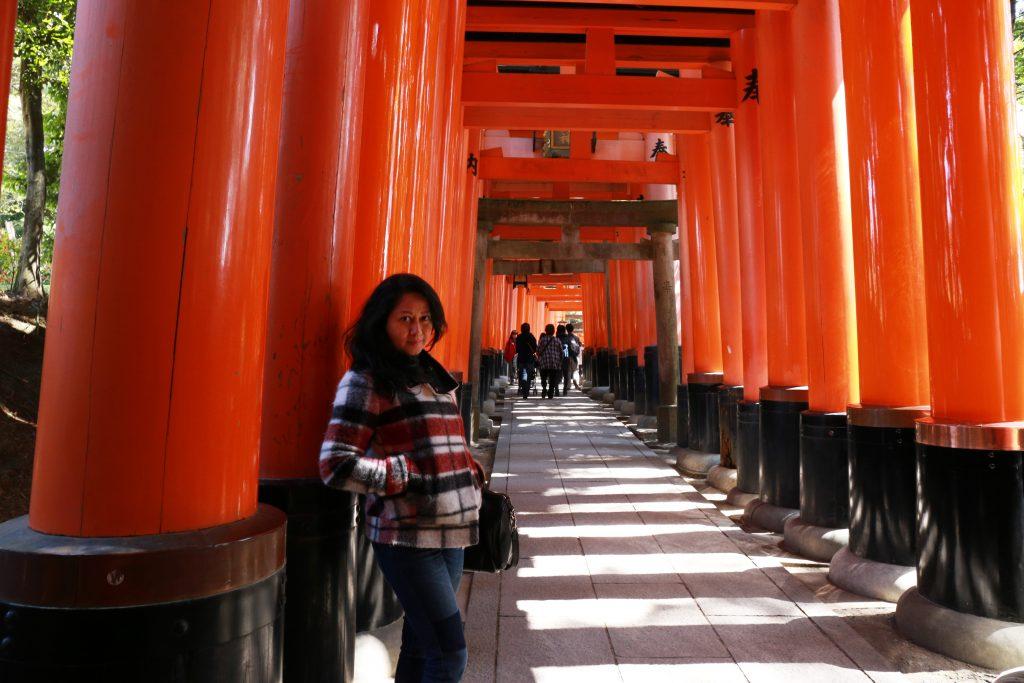 me at fushimi