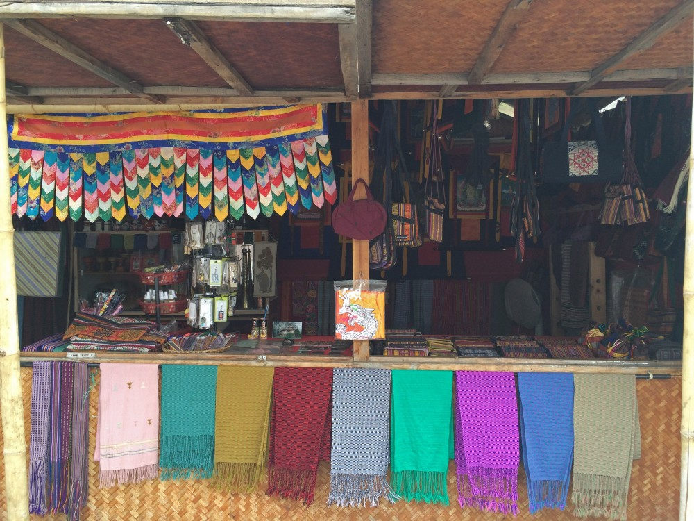 A Shop of Thimphu