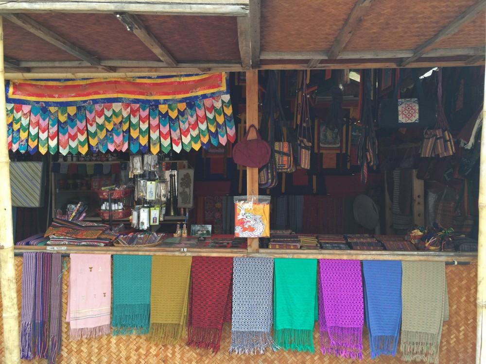 A Shop of Thimphu