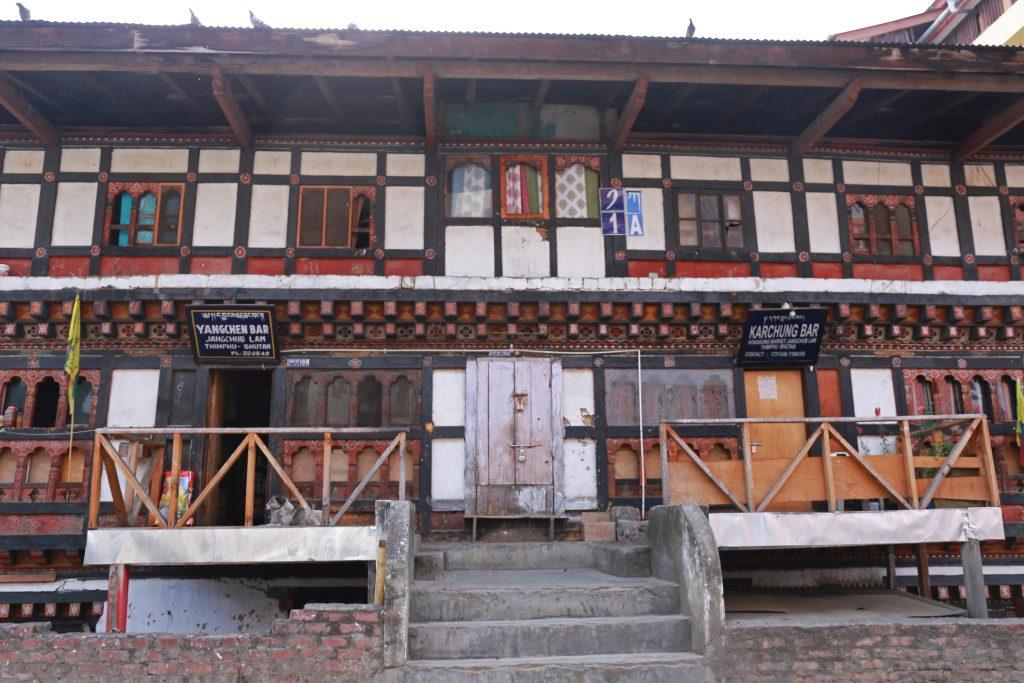 Bars of Thimphu