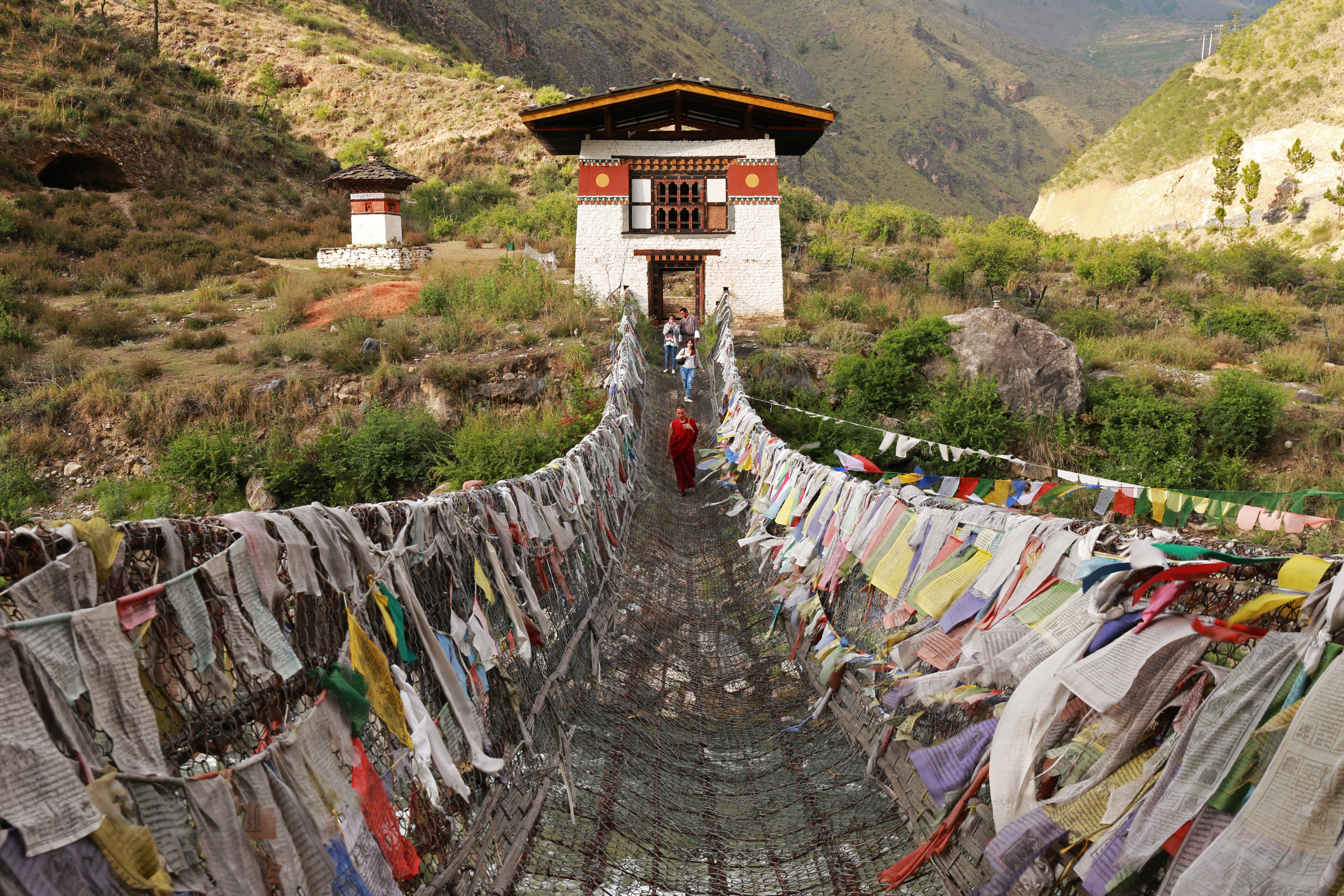 Bhutan Highlight Capturing Bhutans Beauty In A 5 Days Stay