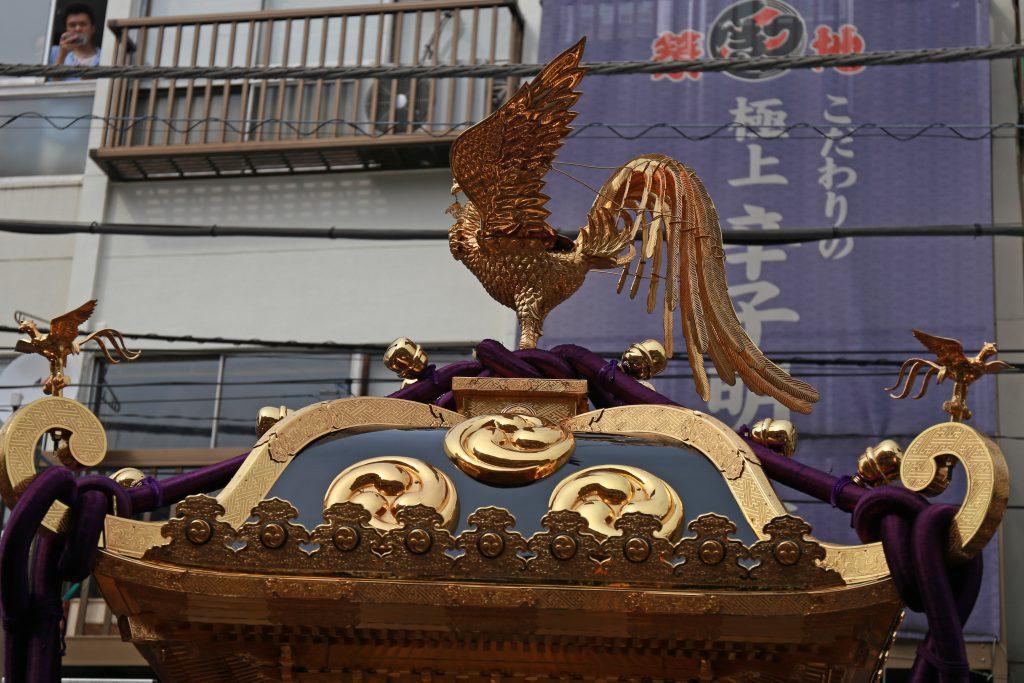 Mikoshi Tsukiji Festival