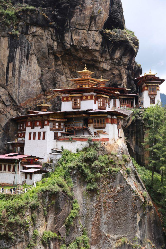 Paro Thakshang Monastery