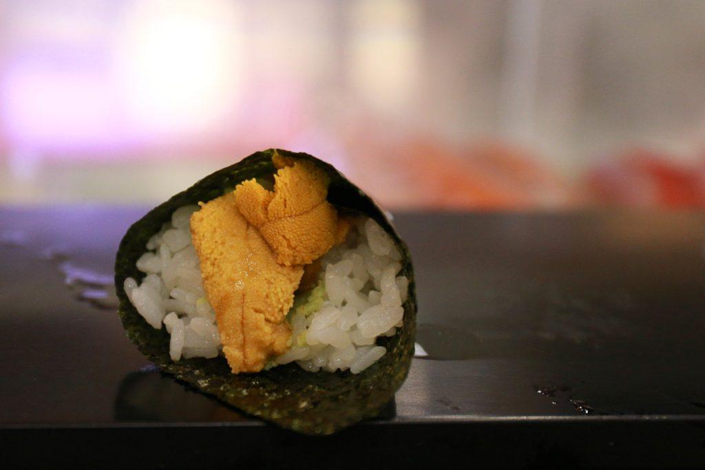 Sea Urchin Roll