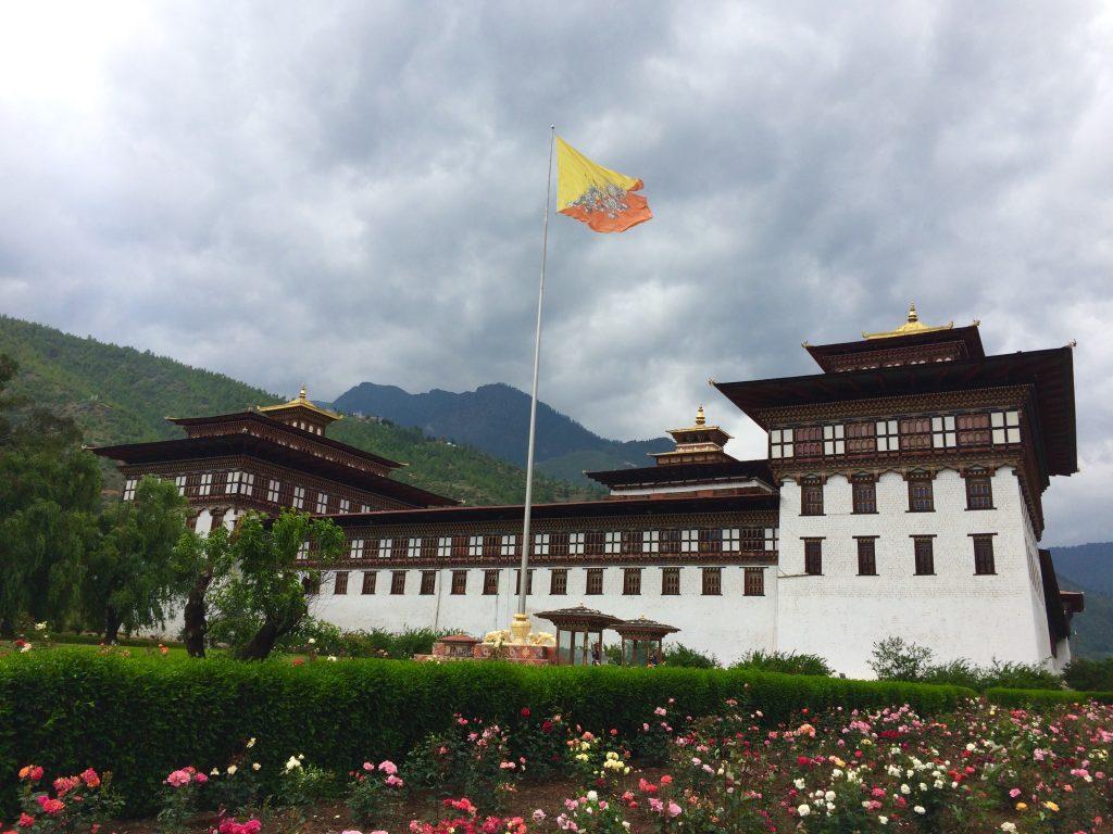 Tashicho Dzong Thimphu