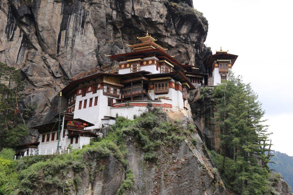 Tiger Nest Paro Bhutan
