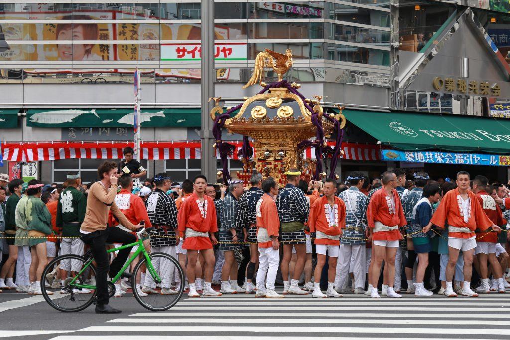 Tsukiji Fish Market Festival
