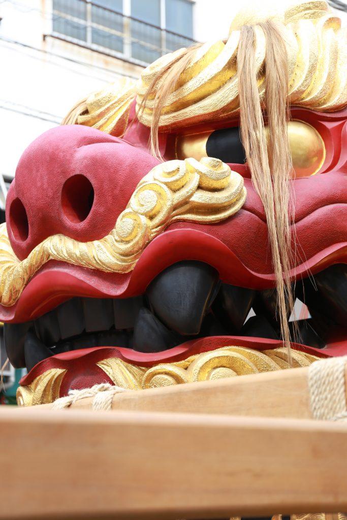Tsukiji Lion Festival