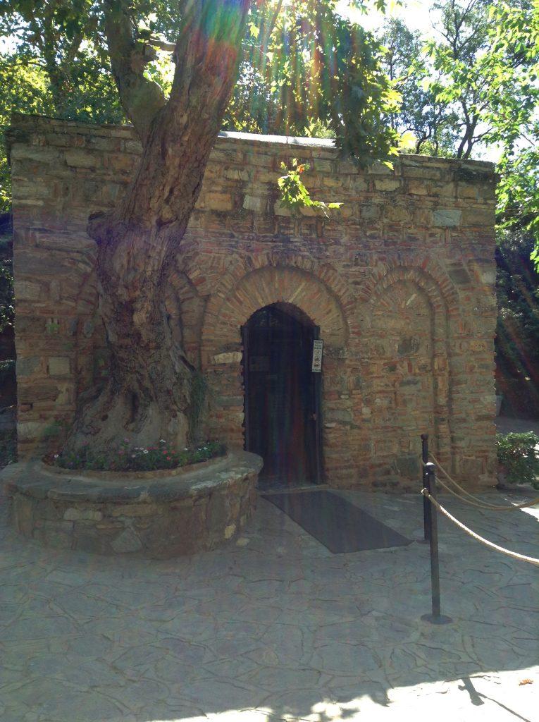 House of Virgin Mary Ephesus