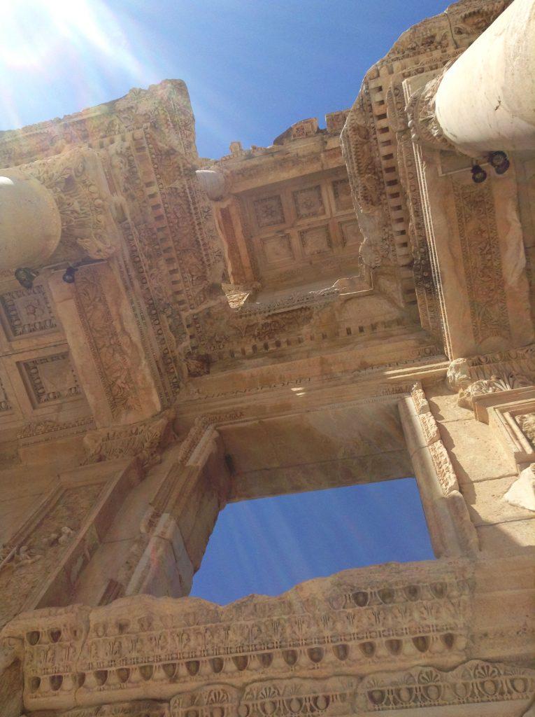 Library of Celcius Ephesus