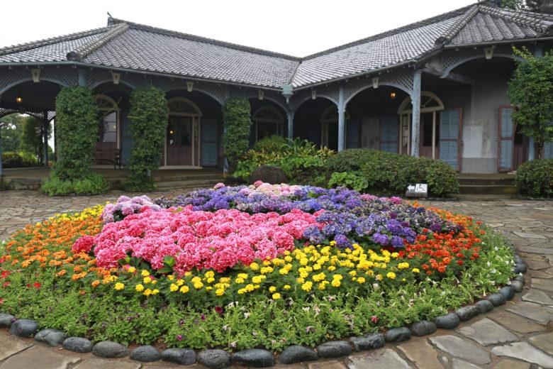 Glover Garden Nagasaki in June