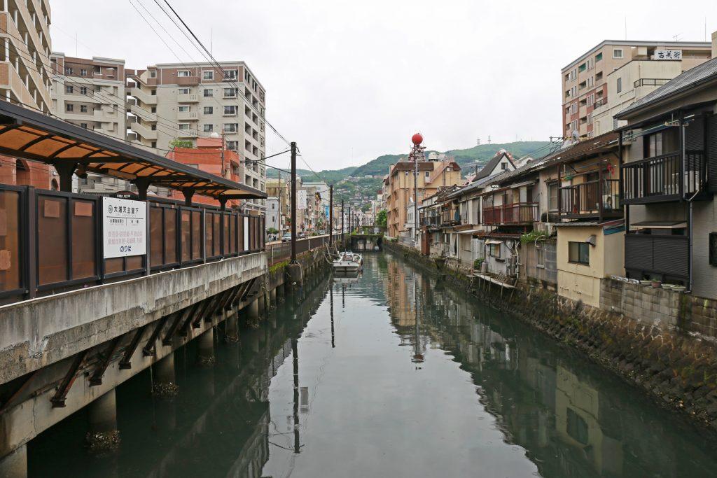Old Canal Nagasaki