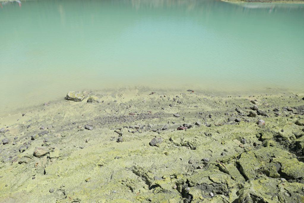 Sulfur Crater