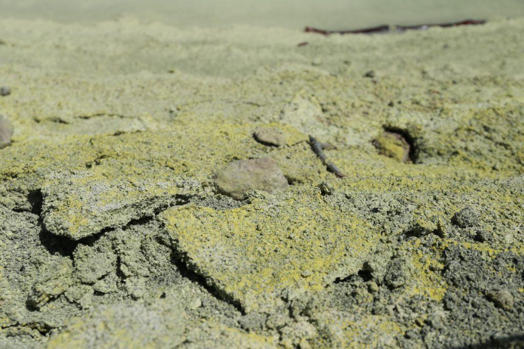 Sulfur Sand