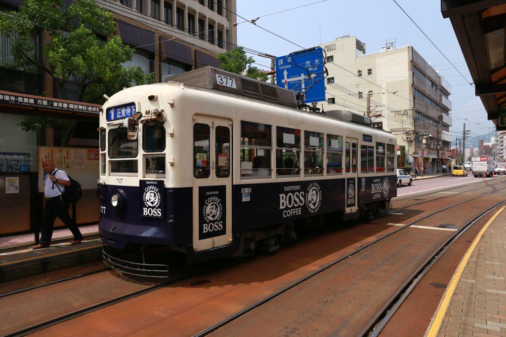 Tram Nagasaki