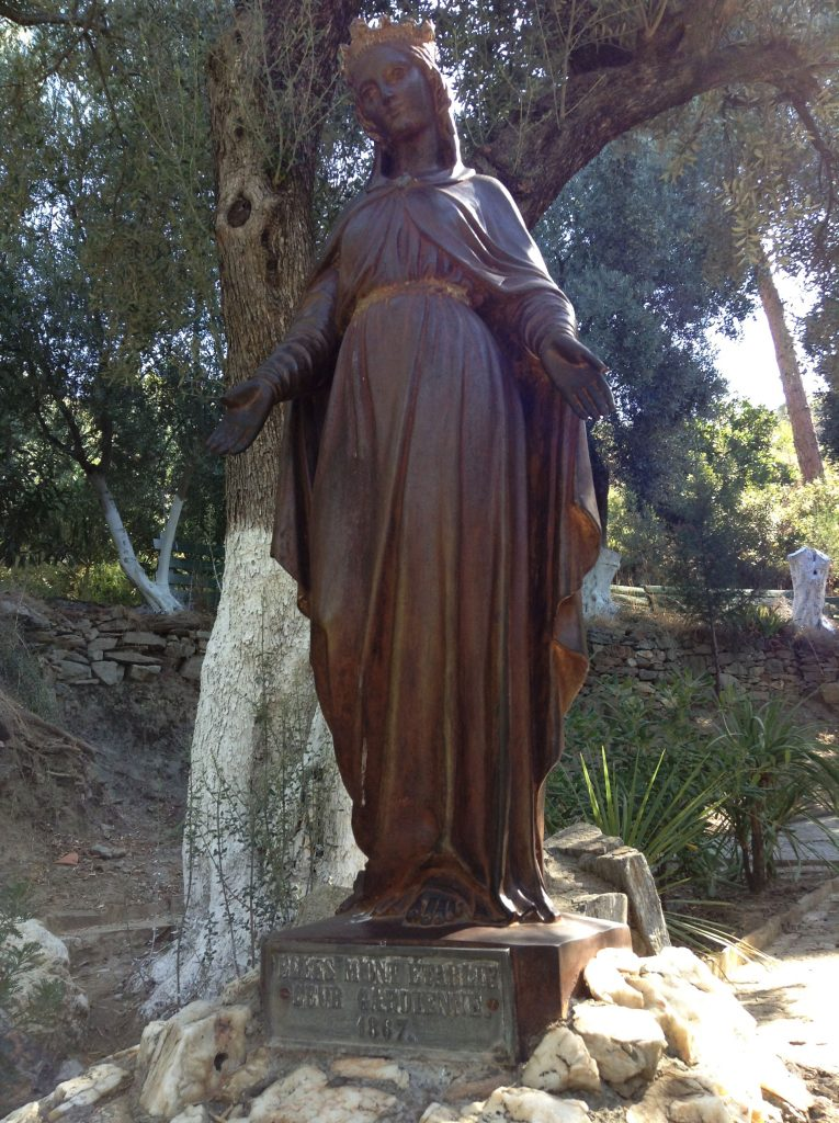 Virgin Mary Ephesus