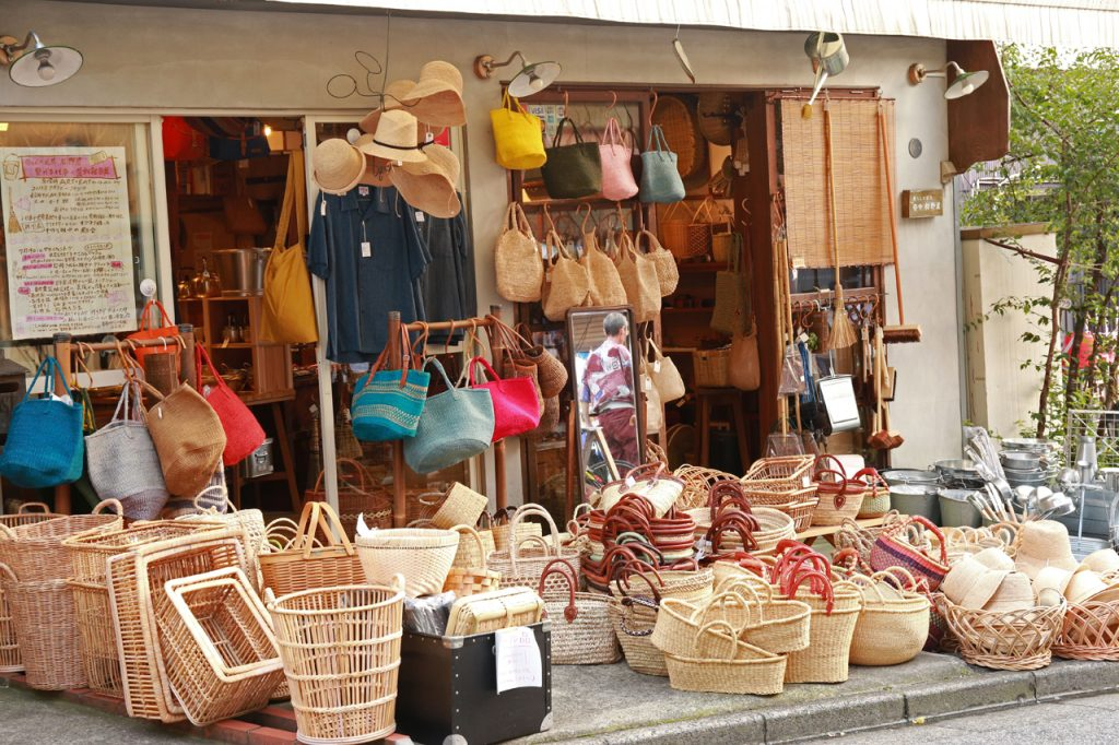 Yanaka Handicraft Shop