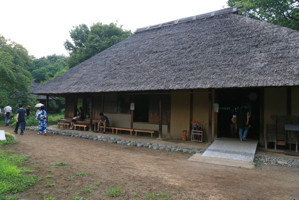 Samurai-House-in-Edo-Period_Tokyo-Edo-Museum