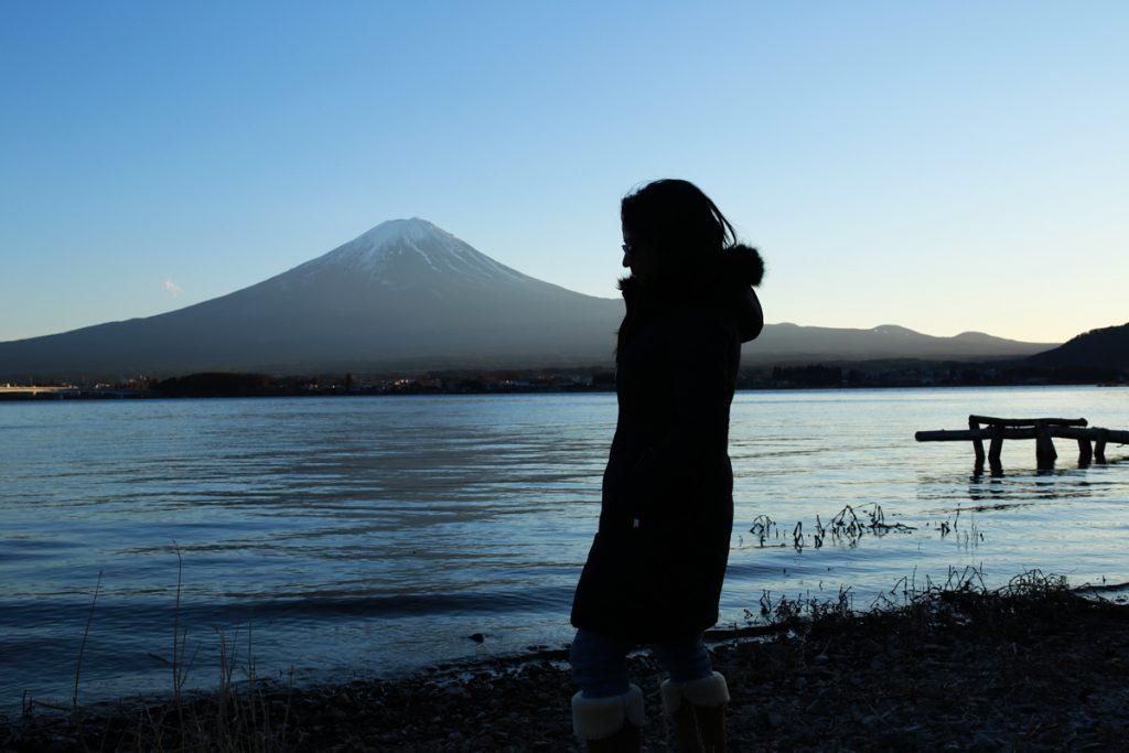 Sunset-at-Kawaguchiko