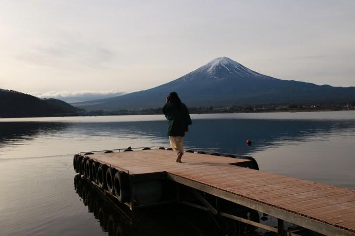 Fuji-Yama-Kawaguchiko