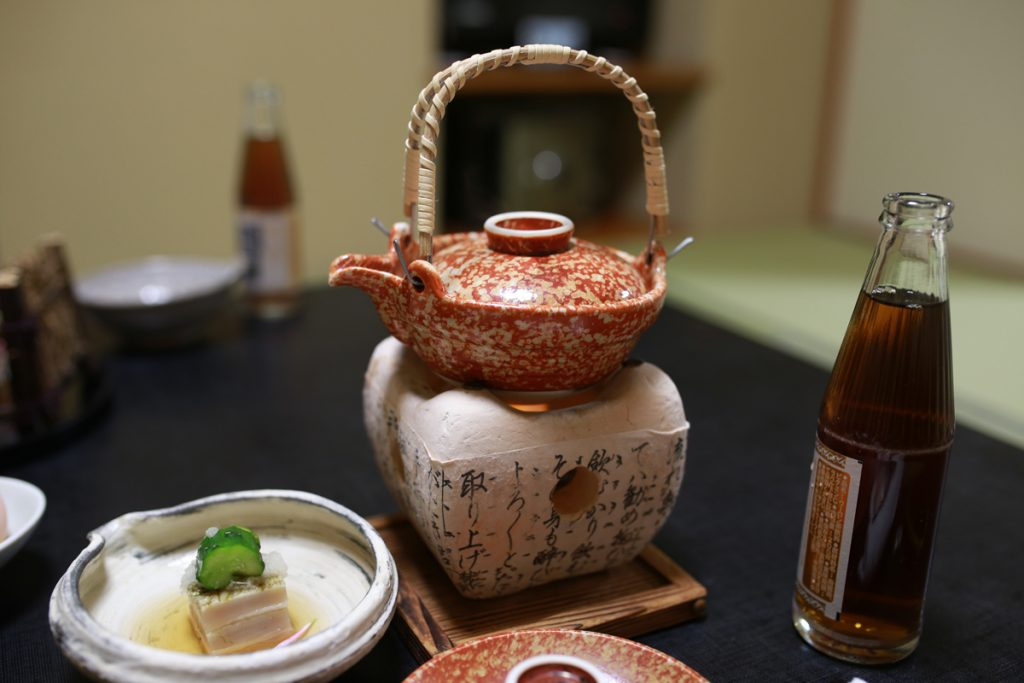 Ginseng-Soup