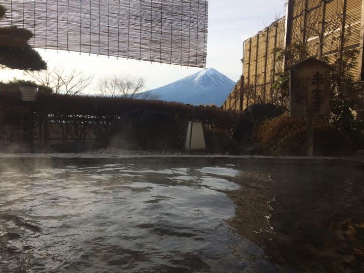Onsen-Kawaguchi-Lake