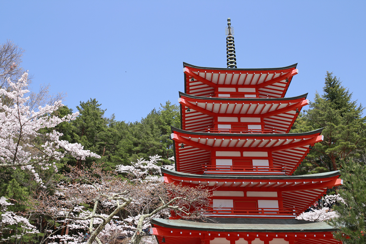 Chureito Pagoda Arakurayama