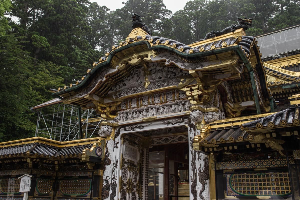 Karamon Toshogu Nikko