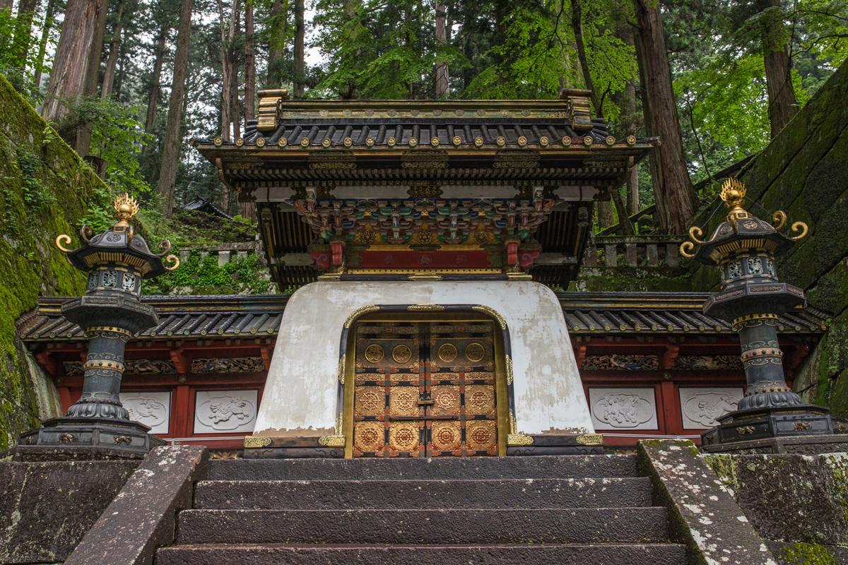 Kokamon Taiyuin Nikko