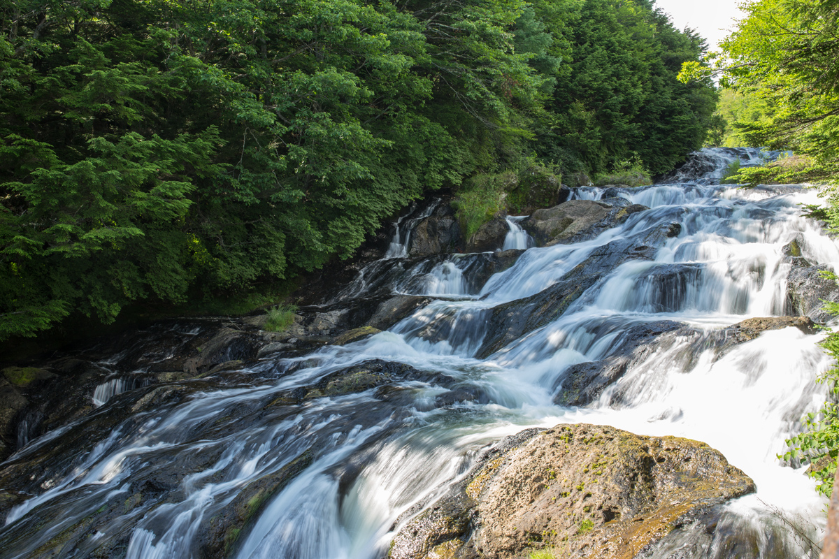 Ryuzu Falls Nikko
