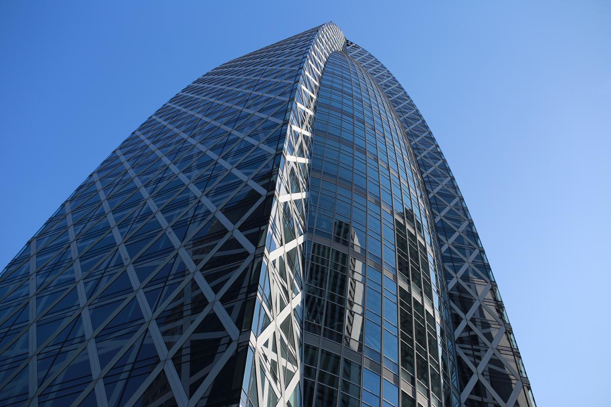 Cocoon Tower Shinjuku