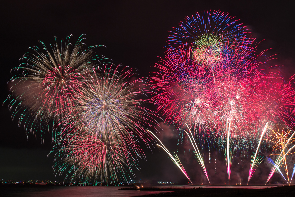 Fireworks-Makuhari