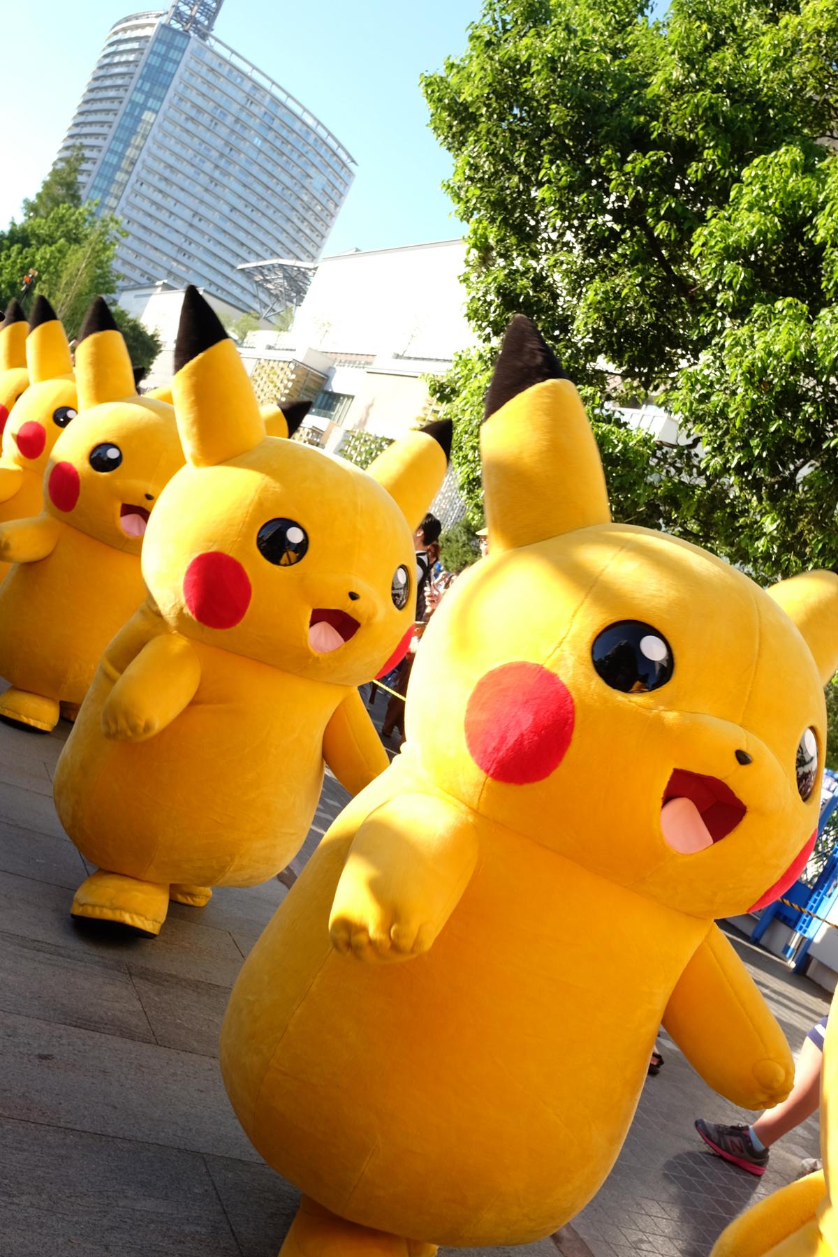 Pikachu-Parade-Yokohama