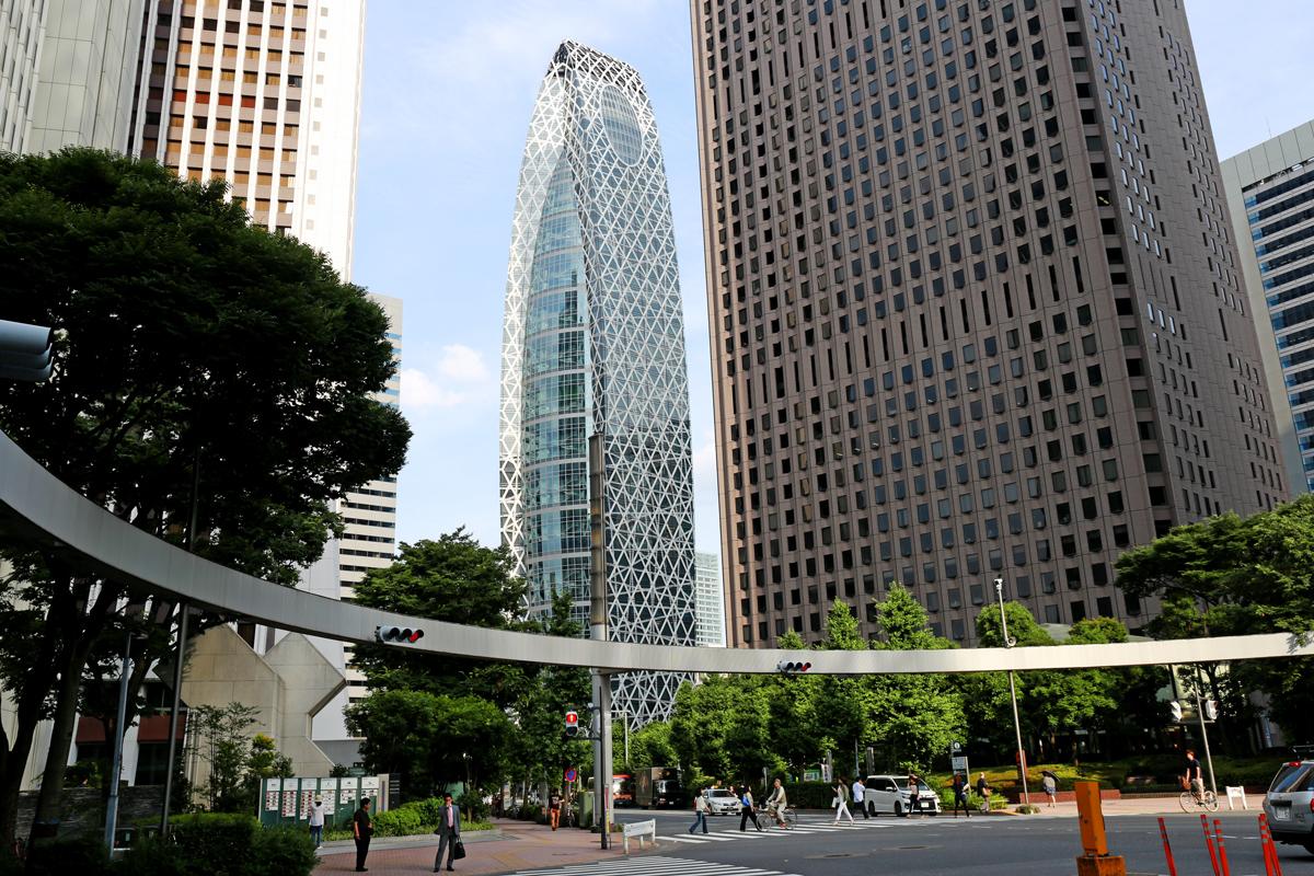 Shinjuku-Buildings