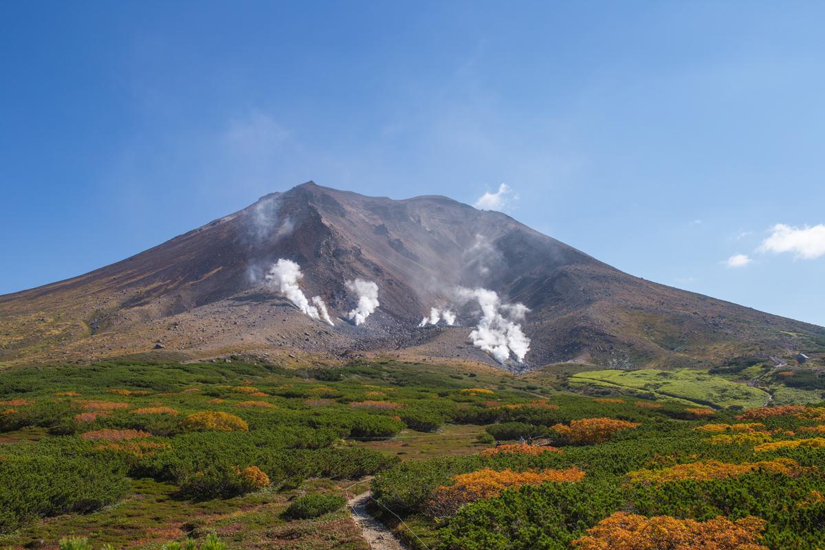 asahidake-daisetsuzan-volcanic-group