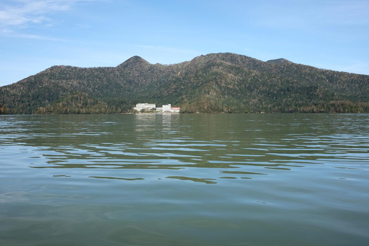 Sightseeing Boat Lake Shikaribetsu
