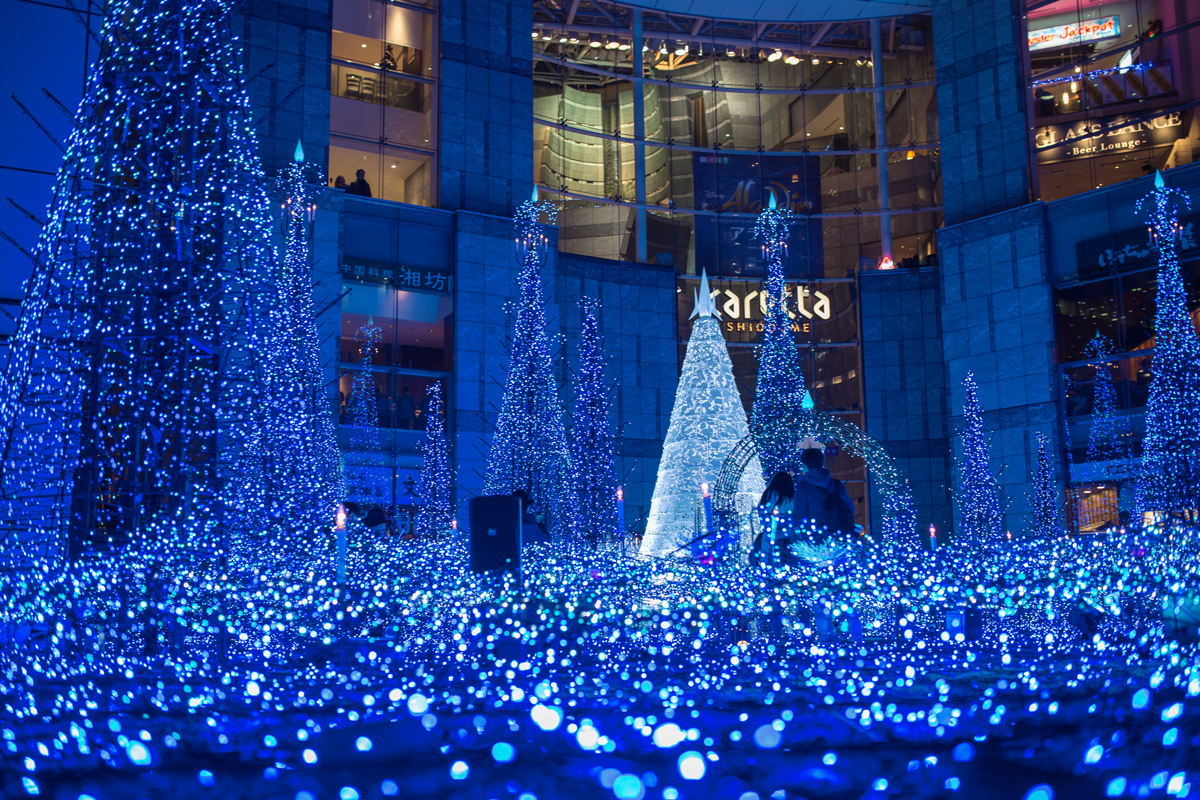 Caretta Shiodome Winter