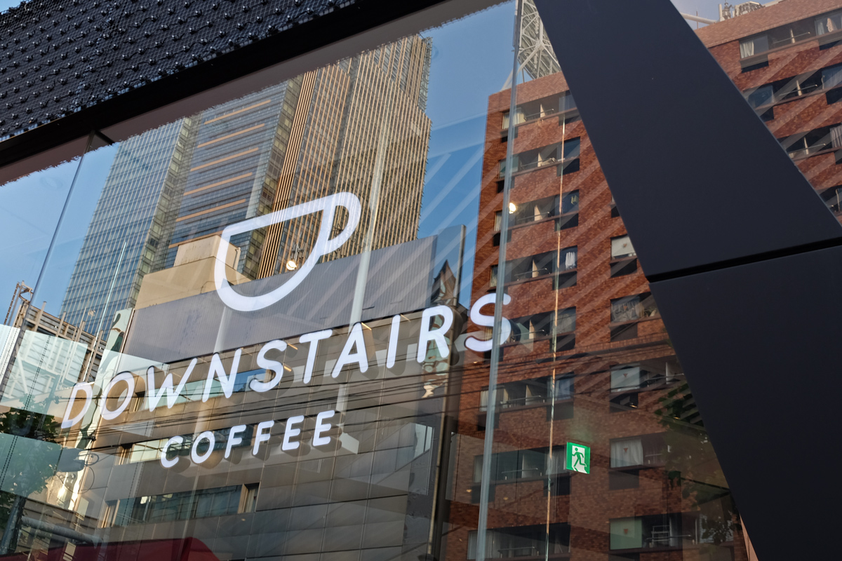 Downstairs-Coffee-in-Roppongi