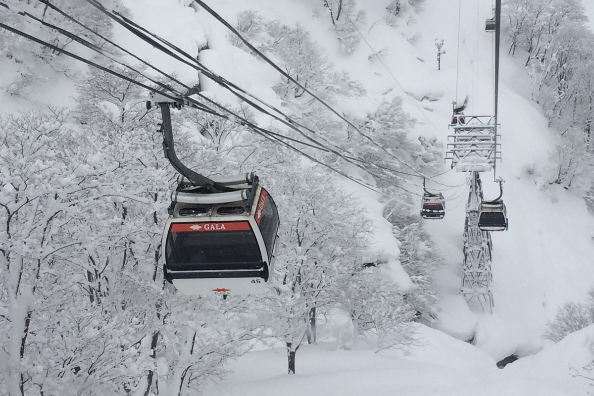 Day Trip to Gala Yuzawa in Winter